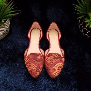 Restricted Printed Flats